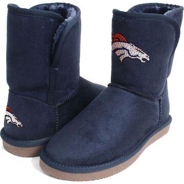 Women's Denver Broncos Cuce Touchdown Boots