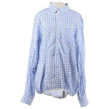 Sacai \N Multicolour Polyester Shirts