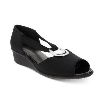 Yolandah Wedge Dress Sandals, Created for Macys