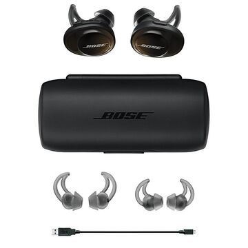 Bose SoundSport Free Truly Wireless Earbuds with Charging Case