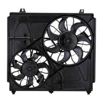 TYC Auxiliary Fan Assembly