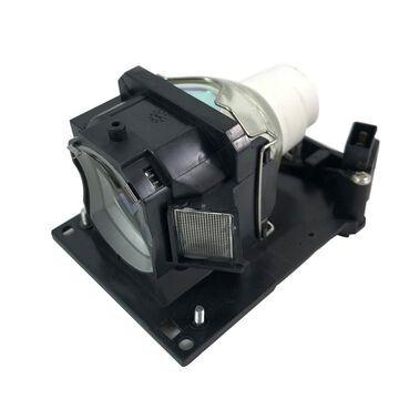 Hitachi CP-A3 Projector Housing with Genuine Original OEM Bulb
