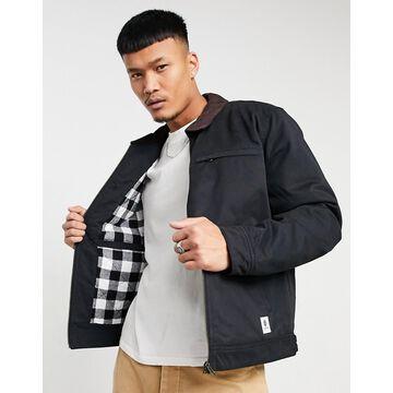 Element Craftman jacket in black