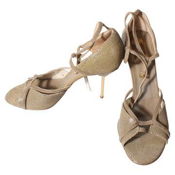 Dior Beige Other Heels