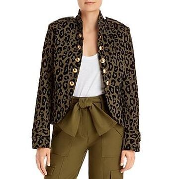 Derek Lam 10 Crosby Brigitte Band Jacket