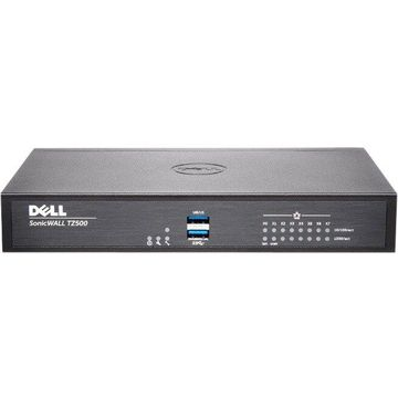 01-SSC-1361 - SONICWALL TZ500 GEN5 FIREWALL REPLACEMENT WITH AGSS 1YR
