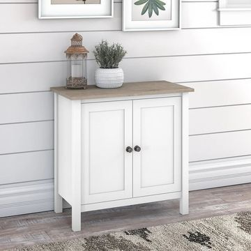 Mayfield Accent Storage Cabinet with Doors by Bush Furniture
