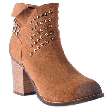 Nomad Leather Ankle Boots - Jemma