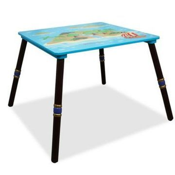 Teamson Fantasy Fields Pirate Island Table