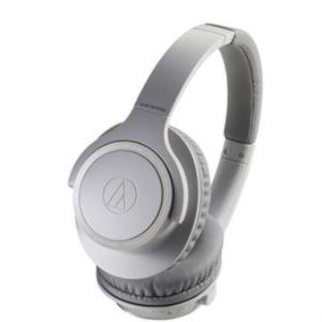 Audio Technica Wireless Over-Ear Headphones - Gray