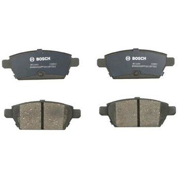 Bosch Quiet Cast Ceramic w/Hardware Brake Pad Set, and Shims