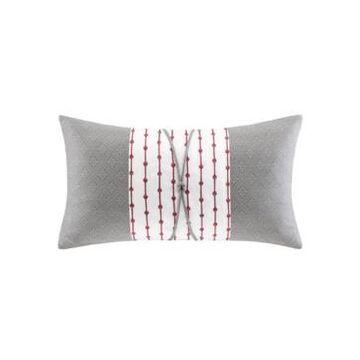 "N Natori Cherry Blossom 12""x 22"" Oblong Pillow Bedding"