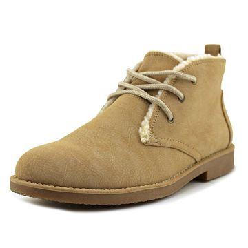 Seven Dials Womens mallori Fashion Sneaker, , Size, Natural Suede, Size 5.0