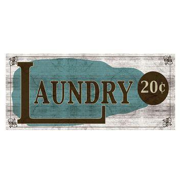 Bungalow Flooring Laundry Runner Mat - 22