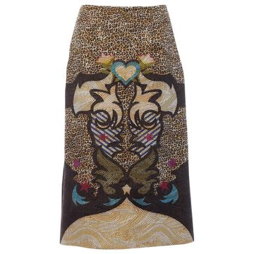 Mary Katrantzou Multicolour Polyester Skirts