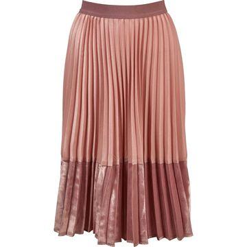 Pinko Pink Polyester Skirts