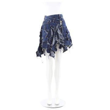 Sacai \N Blue Cotton Skirts