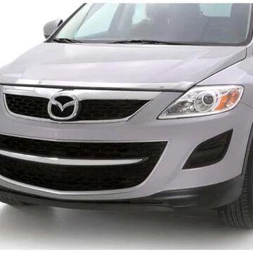 2015 Mazda CX-9 AVS Chrome Aeroskin Hood Protector