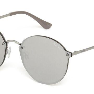 Pepe Jeans PJ5151 C5 Men's Sunglasses Silver Size 59
