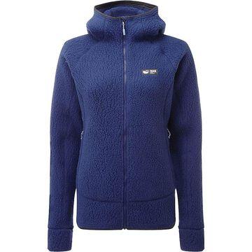 Rab Women's Shearling Jacket - Large - Blueprint