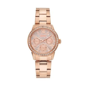 Relic Women's Olivia Crystal Stainless Steel Watch