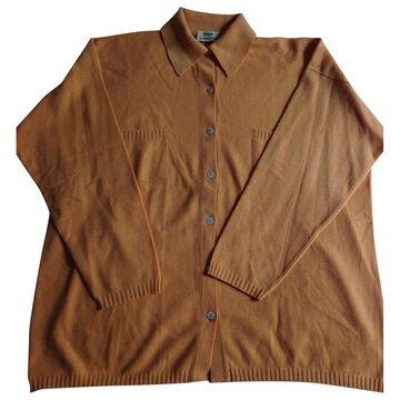 Malo Orange Cashmere Knitwear