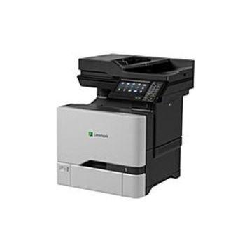 Lexmark CX725de Laser Multifunction Printer - Color - 220V - Desktop - Copier/Fax/Printer/Scanner - 50 ppm Mono/50 ppm Color Print - 2400 x 600 dpi Pr