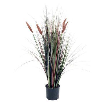 Artificial Ornamental Tall Cattail Grass, 48