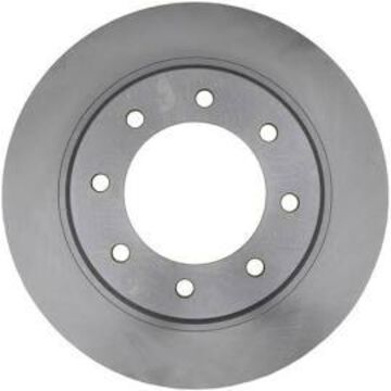 Raybestos R42-980975R Professional Grade Disc Brake Rotor for 2012-2017 Nissan NV1500