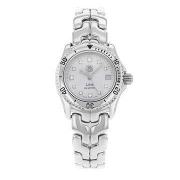 Tag Heuer Women's WT1418.BA0561 'Link' Stainless Steel Watch