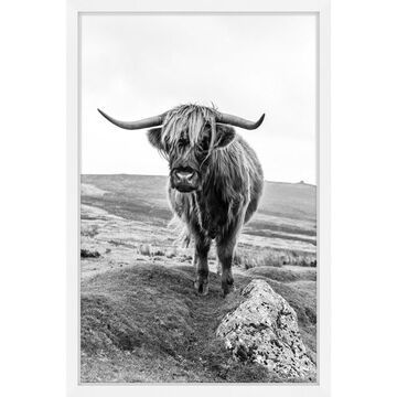 Marmont Hill - Handmade On a Hill Framed Print