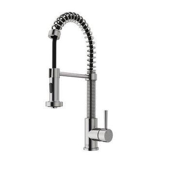 Vigo Pull-Out Spray Kitchen Faucet