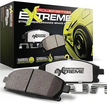 Power Stop Z26 Extreme Brake Pads, Front Pads