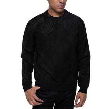 Sean John Men's Regular-Fit Panther Sweatshirt