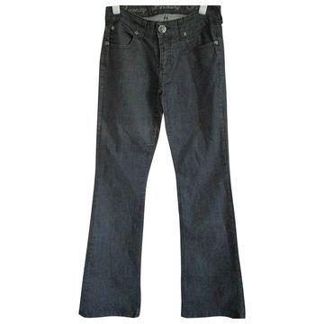 Faith Connexion Blue Cotton Jeans