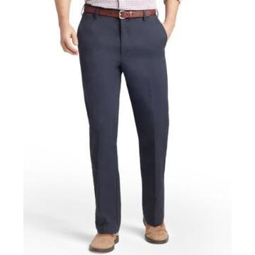 Izod Men's American Straight-Fit Flat Front Chino Pants