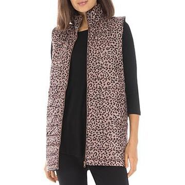 B Collection by Bobeau Long Puffer Vest