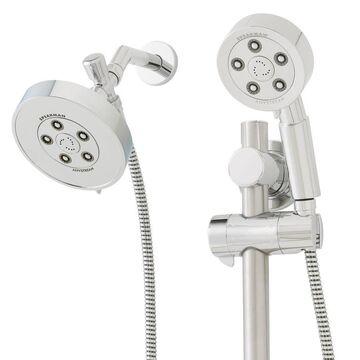 Speakman Neo Polished Chrome 3-Spray Dual Shower Head 2.5-GPM (9.5-LPM)