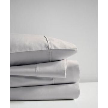 Beautyrest 600 Thread Count Queen 4-Piece Cooling Cotton Sheet Set Bedding