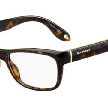 Givenchy GV 0003 LSD Womens Glasses Tortoiseshell Size 52 - Free Lenses - HSA/FSA Insurance - Blue Light Block Available
