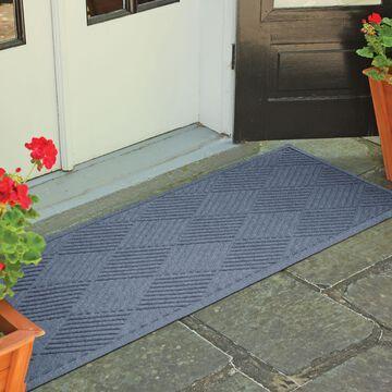 Bungalow Flooring 2-ft x 5-ft Bluestone Rectangular Indoor or Outdoor Door Mat   844582260