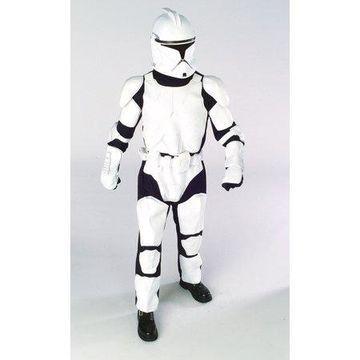 Star Wars Boys Deluxe Clone Trooper Costume