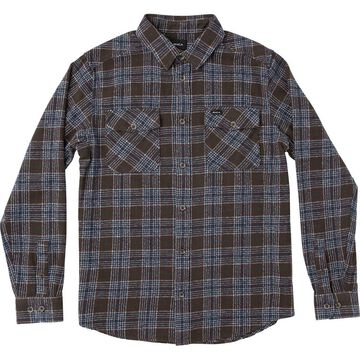 RVCA That'll Work Flannel Long-Sleeve Shirt - Men's