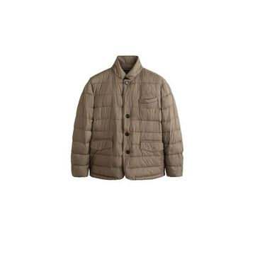 MANGO MAN Pocket quilted jacket