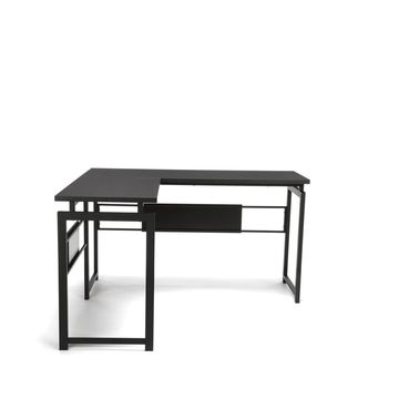 L Desk with Metal Legs - OFM