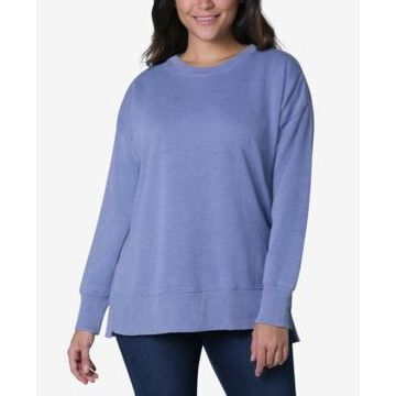 Ultra Flirt Juniors' Tunic Sweatshirt