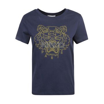 Kenzo T-shirts and Polos Blue
