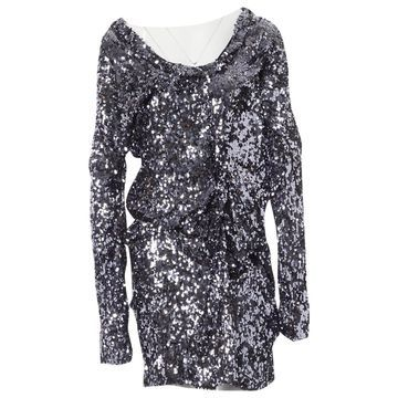 Vivienne Westwood Anthracite Polyester Dresses