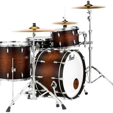 Vintage Hybrid Wood Fiberglass Series 3-Piece Shell Pack with 22 in. Bass Drum