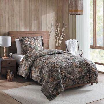 Realtree Edge Camo Comforter Set